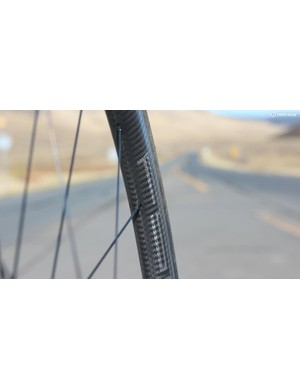 The FSE rims come in a variety of depths, with modern, wide profiles