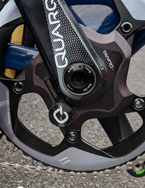 Hansen's 54t chainring that was used for his stage 1 victory