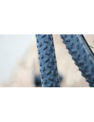 IRC has three tread patterns. The Serac CX is the all-arounder