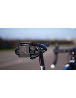 Smart integrated saddle storage with Specialized's SWAT system