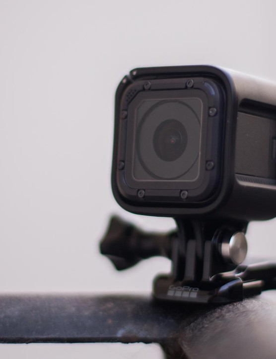 GoPro HERO 5 Session is small but stands up well against other action cameras