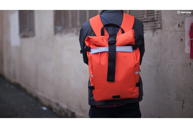 A quality backpack such as this option from Mack Workshop is essential for those that plan on schlepping any amount of stuff to and from work