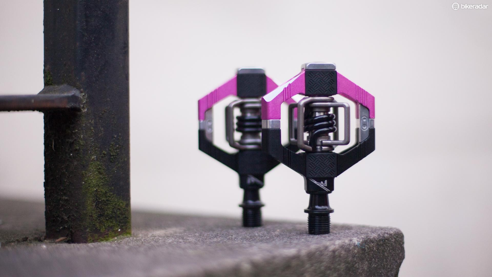 We'll be putting the Candy 7 pedals from Crankbrothers through their paces in the coming weeks