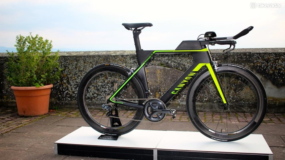 e0a507d92de Canyon Speedmax CF triathlon bike: price, features, models - BikeRadar