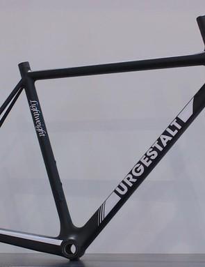 The new Urgestalt carbon frameset is disc-ready