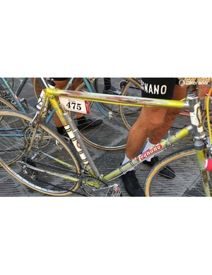 This Legnano could have been ridden by Gino Bartali