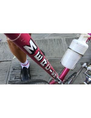 The pink Mercier was a stunner