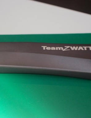This is the crank arm-based Zwatt power meter