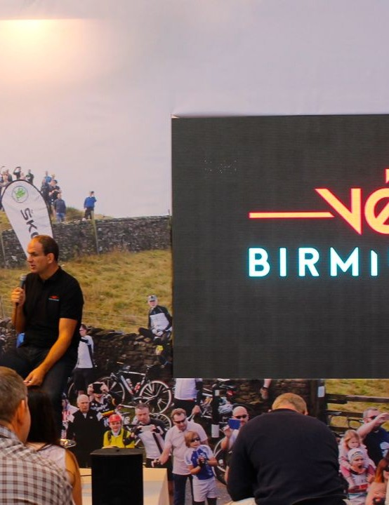 The 100-mile sportive will start in the heart of Birmingham city centre on Sunday 24 September 2017