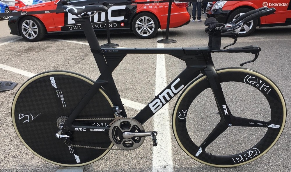 Rohan Dennis' BMC Timemachine01