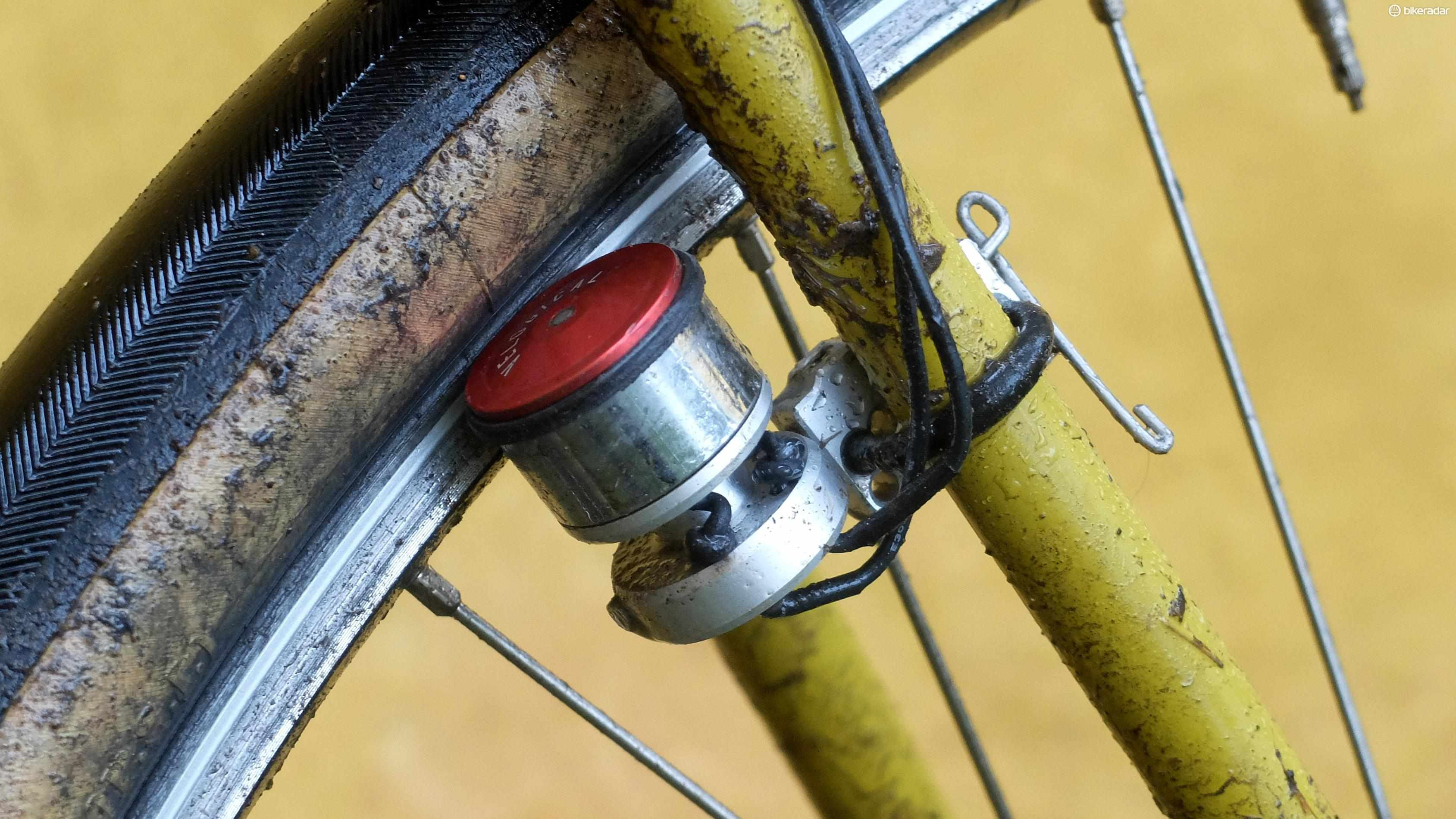 I've been testing Velogical's unique rim dynamo for the past few weeks