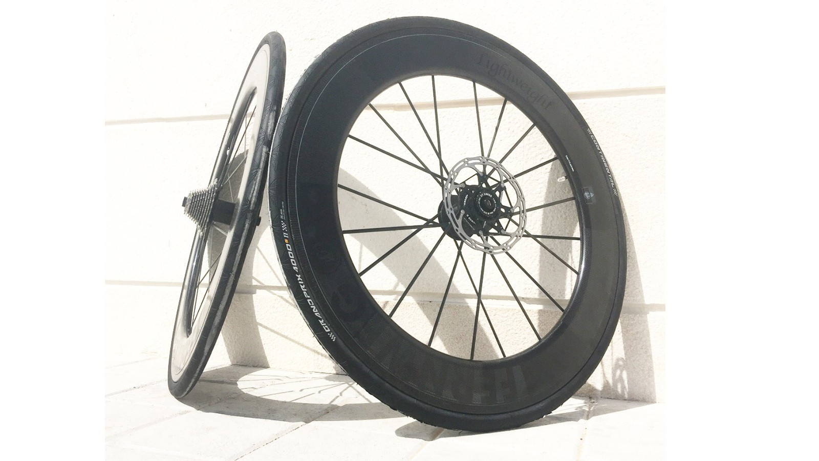 Retailing for a casual £5,975 (international pricing TBC) the Fernweg disc is Lightweight's most expensive disc brake wheelset