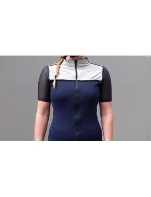 The Georgette jersey from French company Café du Cycliste