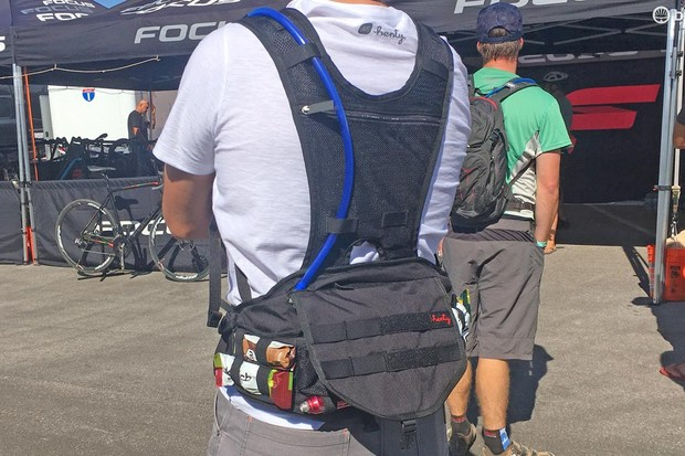Henty's new Enduro backpack hopes to keep the weight down low