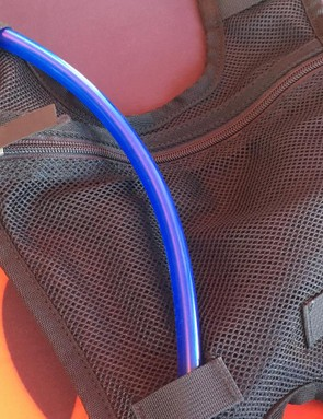 Hose management is handled for left or right preference