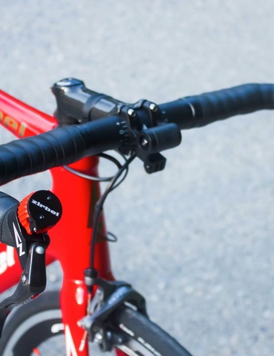 It's inventor Stefan Koller says he'll sell the grip shift system separately from the bike, too