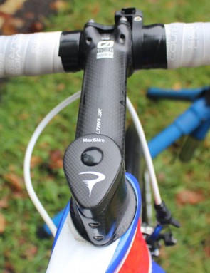 Sir Bradley Wiggins' view from the saddle