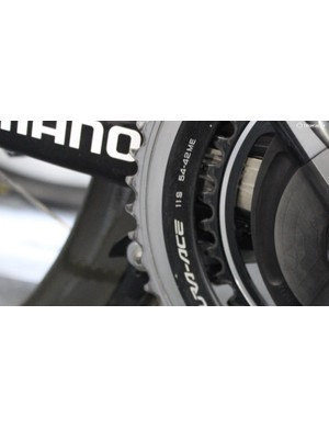 54-42 chainrings for Roger Kluge