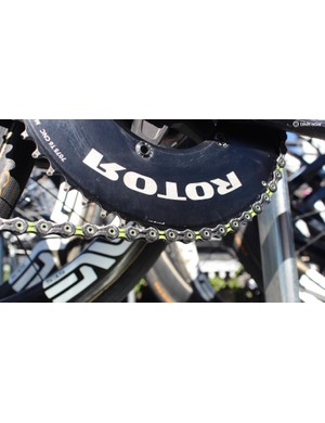 A closer look at the KMC chain