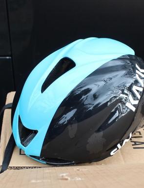 Kask's new aero lid
