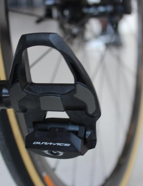 The new Dura-Ace 9100 pedals are a continued evolution of an old standard