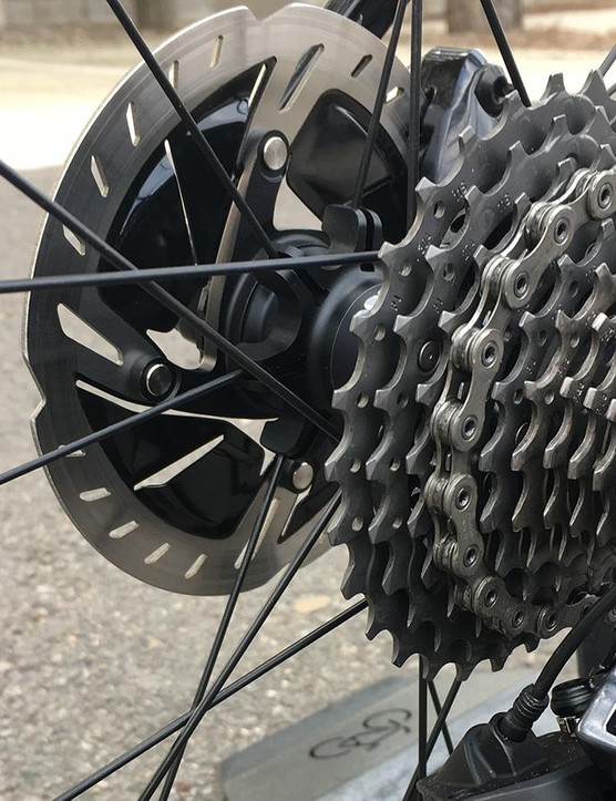 No 12-speed from Shimano… yet