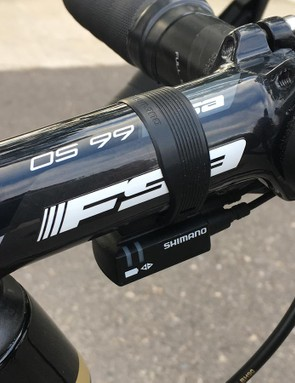 Alloy stems are good enough for a multiple Grand Tour and Monument winner