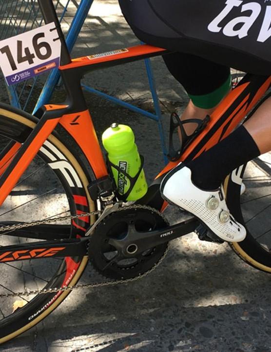 Sporting Tavira is also using KTM bikes in 2019