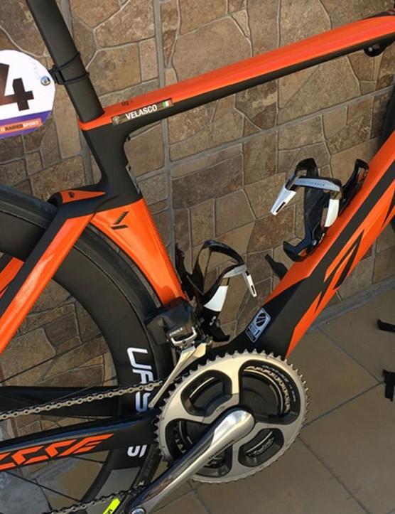 Neri Sottoli-Selle Italia is using KTM bikes in 2019