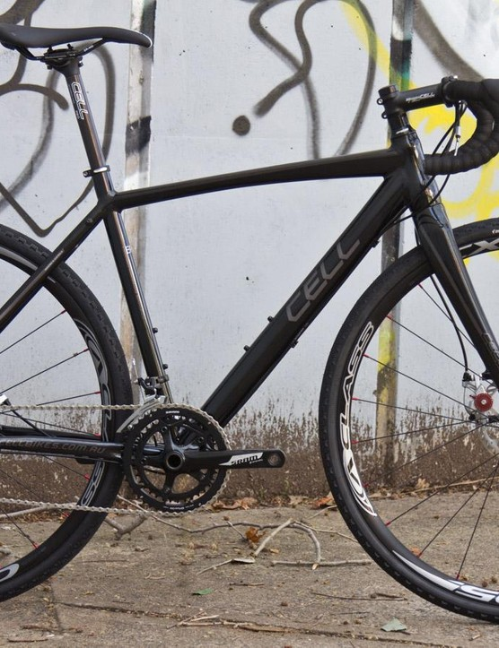 Cell's first foray into CX bikes performs pretty damn well