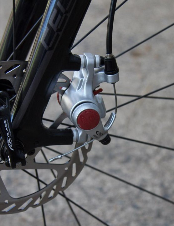 Avid BB5 Mechanical disc brakes are some of the best available