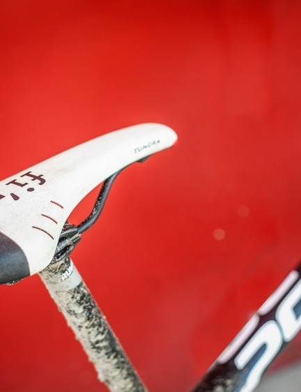 The Fizik Tundra is my new favourite saddle