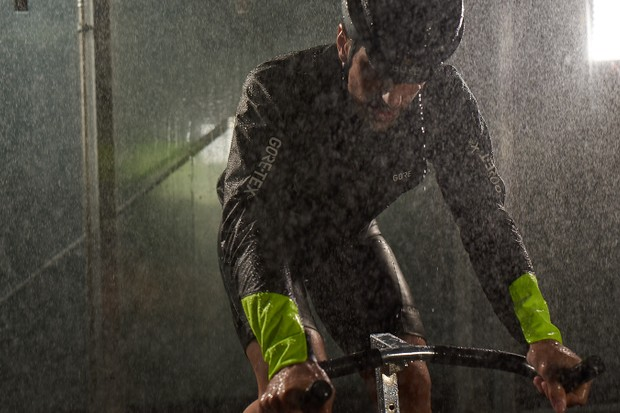The Shakedry jacket will see you through the worst of conditions