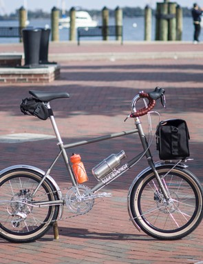 The Velo Orange Small Wheeler is the quirky utility urban utility bike of my dreams