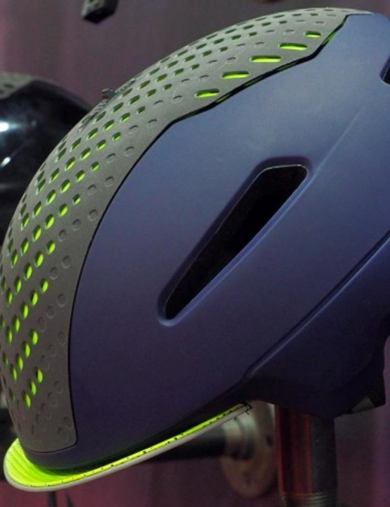 Many commuter-focused helmets have hi-vis and reflective elements