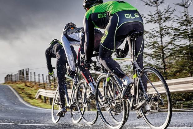 Will you be mixing up your training sessions this winter?