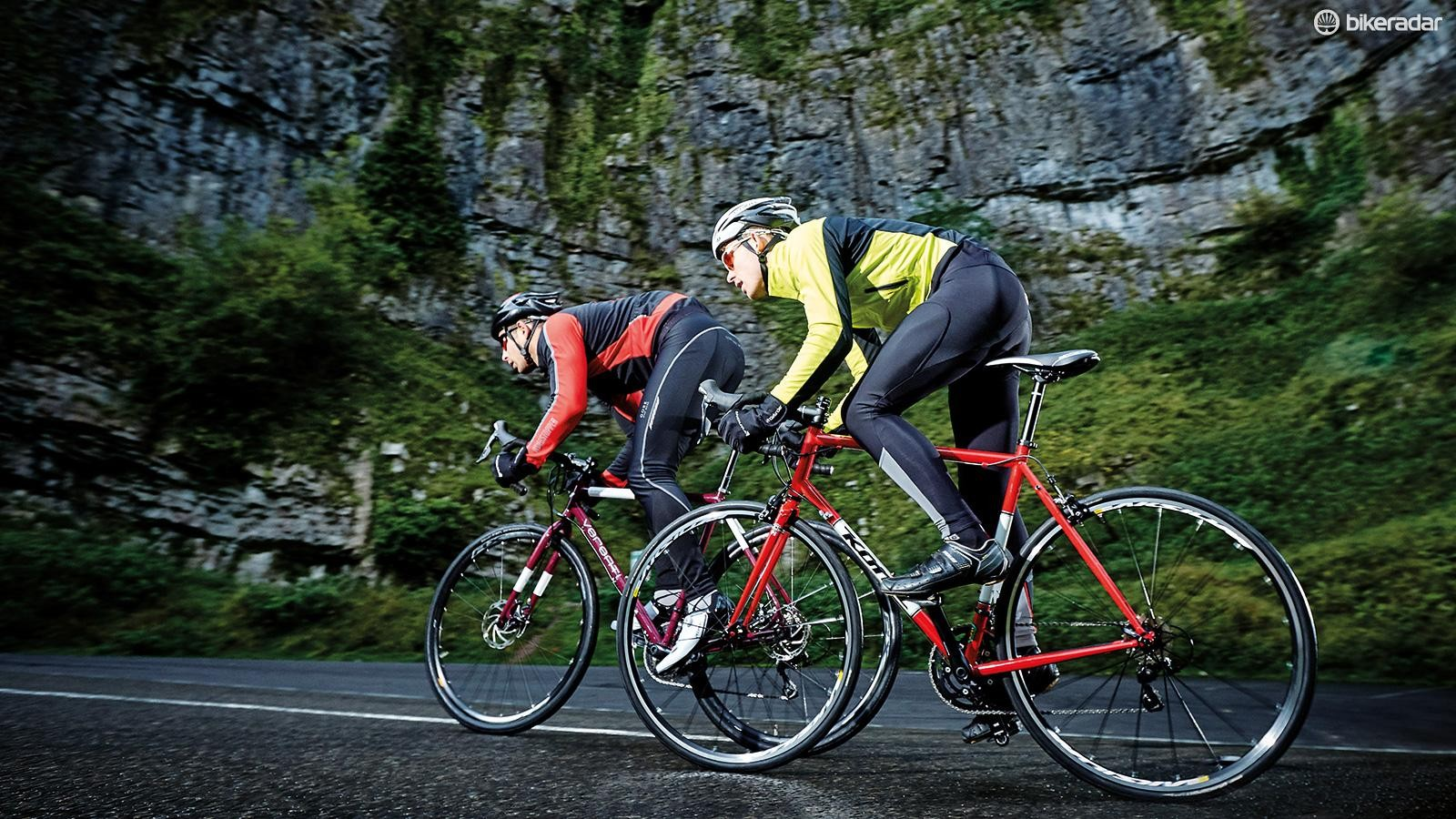 How to get back on the bike after injury