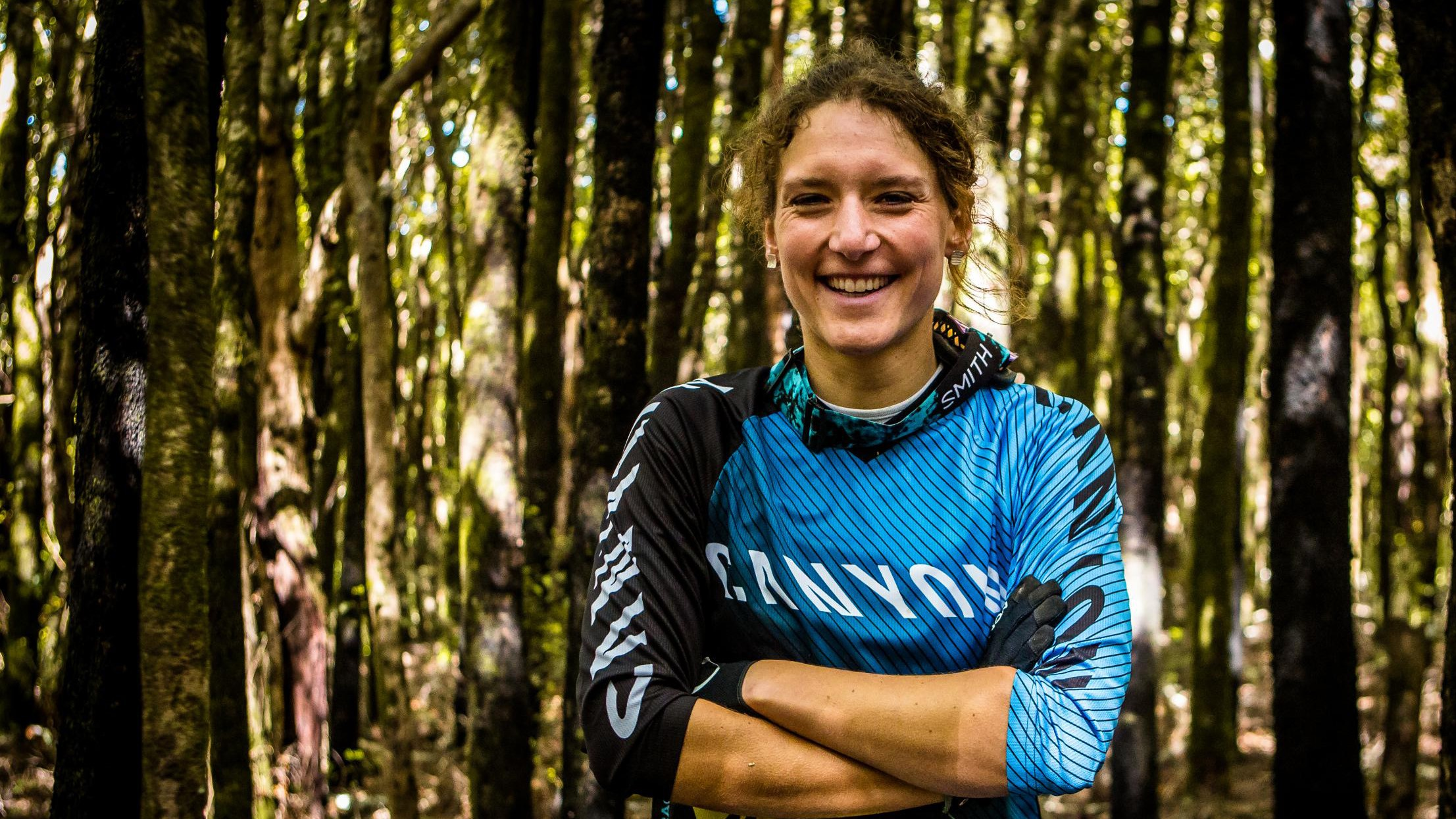For Thoma, the lure of enduro is in the variety of riding it encapsulates