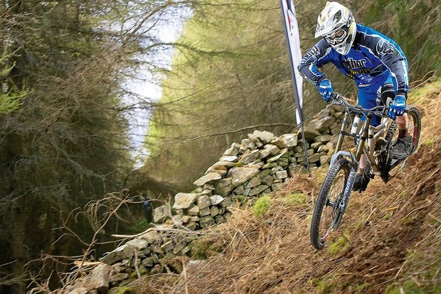 Uplift takes off at Innerleithen