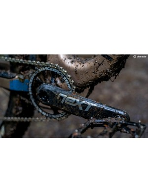 Next cranks from Race Face are light and stiff and certainly help in providing that sprightly feel on the trail