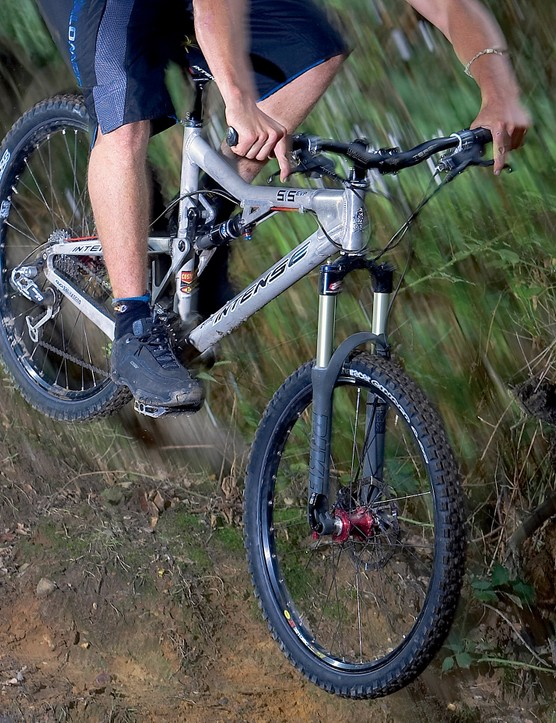 A phenomenally fun bike to hammer super hard
