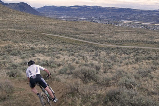 The Intermontane Challenge will take advantage of the numerous trails around Kamloops