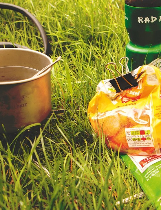 Pack a stove and snacks for a spot of al fresco dining