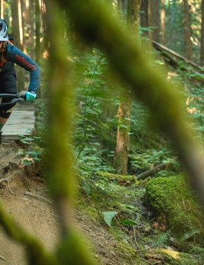 The new Intrigue was launched and tested in Squamish, Canada