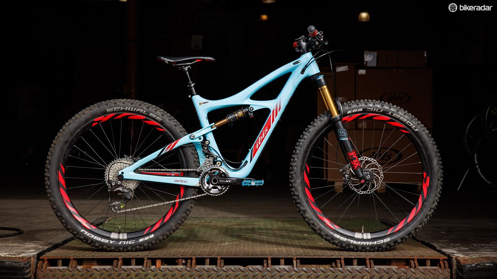 The Ibis Mojo HD3 gets a new 148x12 rear end