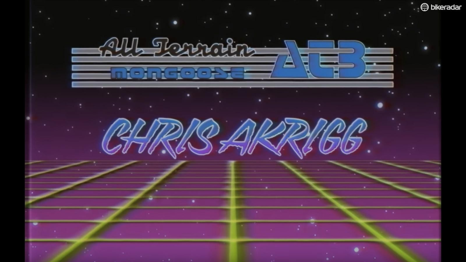 Chris Akrigg takes us back to the early 1990s in all their neon glory