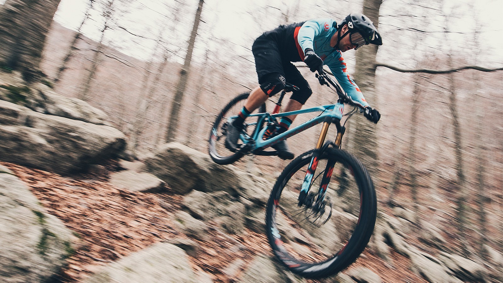 The Foxy is now available in a 29er version