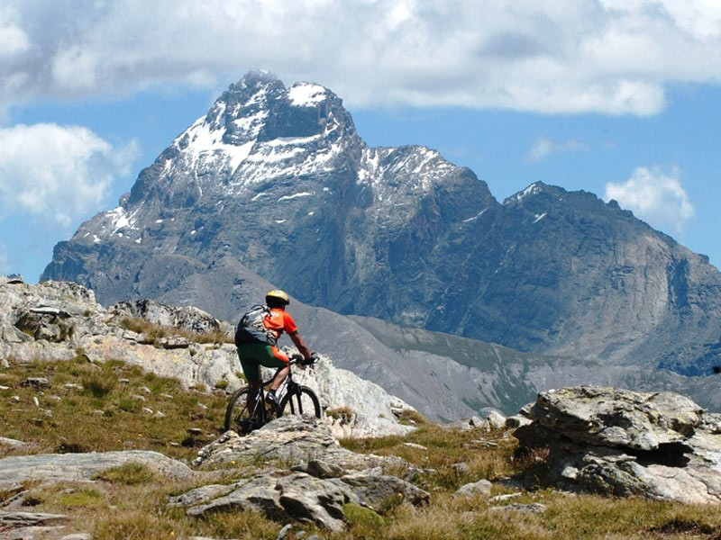The event takes in some of Europe's most spectacular scenery