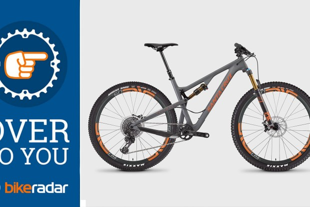 Now's your chance to build your dream bike