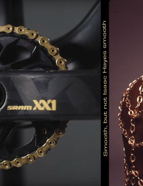 SRAM Eagle may be smooth, but it will never be Isaac Hayes smooth